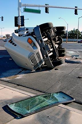Semi Accident In Idaho